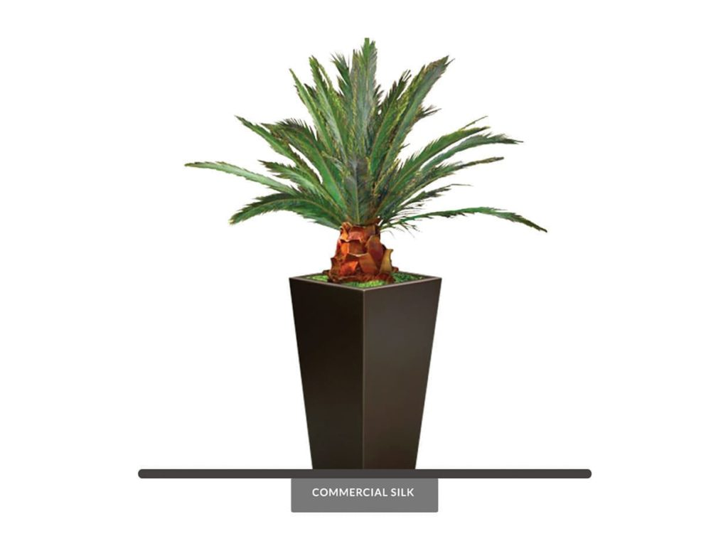Pineapple Palm Tree, Preserved ID# CUSTPAP84