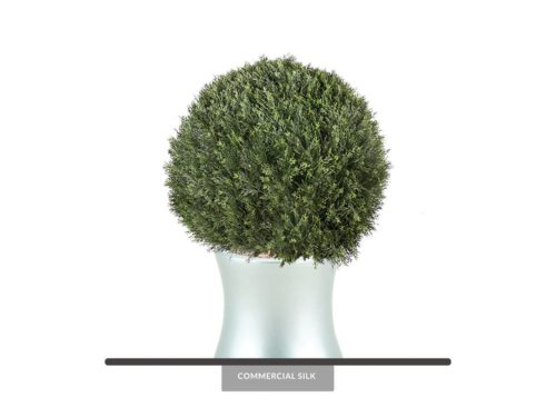 Cypress Topiary Ball ID# P3203PS