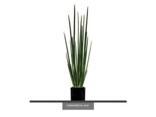 Faux Snake Grass Plant ID# P63751PS